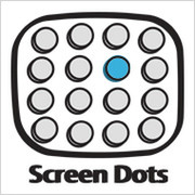 Screen Dots on My World.